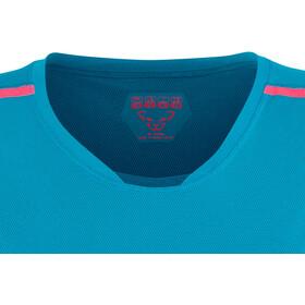Dynafit Vert 2.0 Koszulka z krótkim rękawem Kobiety, methyl blue